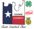 cooke county jr. livestock show